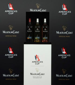 Cuvee Special Mouton Cadet America's Cup 2017