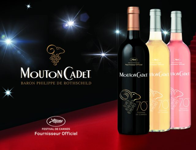 Limited Edition Mouton Cadet Cannes Film Festival