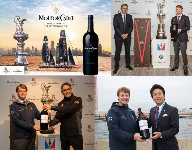 35th America's Cup - Mouton Cadet - Bermudas