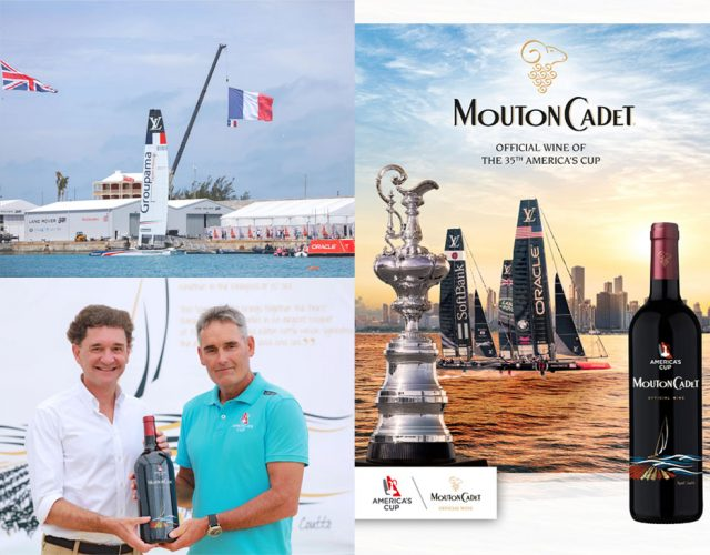 Mouton Cadet 65 America's Cup
