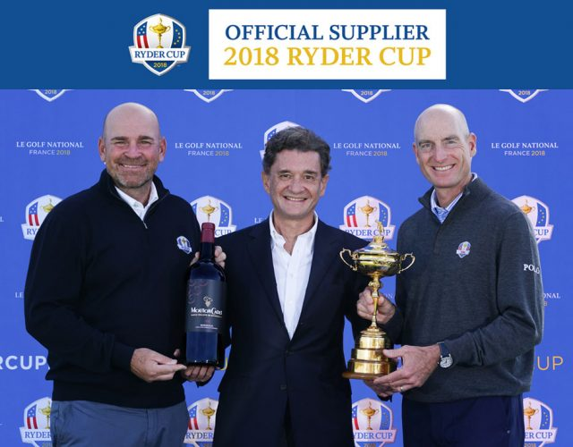 Mouton Cadet Official Wine Ryder Cup 2018 Paris