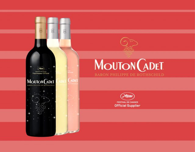 Mouton Cadet Cannes Film Festival Limited Edition