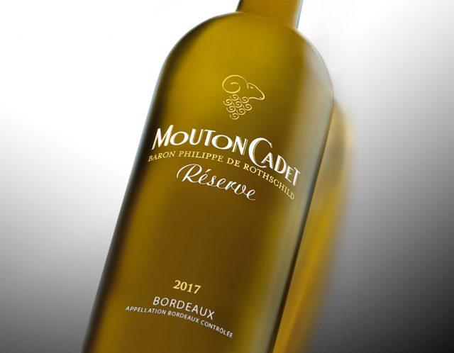 Mouton Cadet Reserve Bordeaux blanc 2017 white wine
