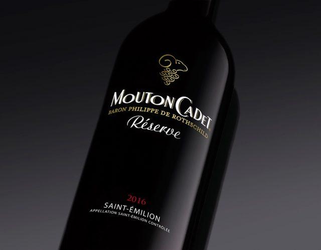 Mouton Cadet Reserve Saint Emilion 2016 木桐嘉棣珍藏圣埃米利永红葡萄酒2016 red wine