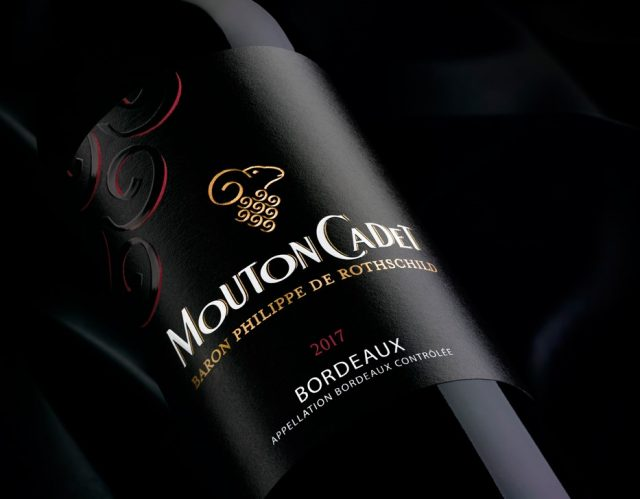 Mouton Cadet Rouge 2017