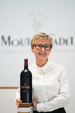 """Veronique Hombroekx rated a """"French Wine Industry Mover and Shaker in 2018"""""""